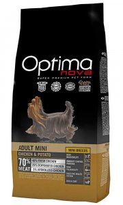 OPTIMAnova dog ADULT MINI GF Chicken 8kg-11712