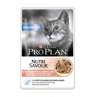 PRO PLAN Cat Housecat losos 85g.