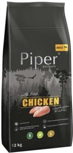 Piper Animals Adult s kuřetem 12 kg