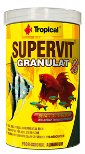 TROPICAL Super Vit granulát 1l./550g.
