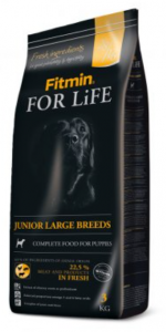 Fitmin For Life Junior Large Breed pro psy 3kg