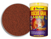 Tropical Discus Gran D-50 Plus 1000 ml, 550 g