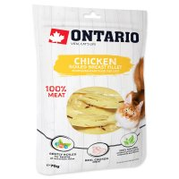 ONTARIO Boiled Chicken Breast Fillet 50