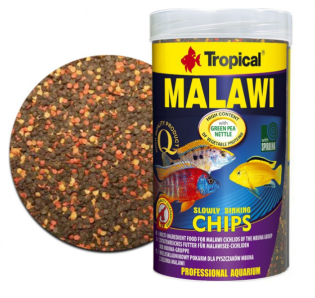 Tropical Malawi Chips 1000 ml, 520 g