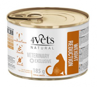 4Vets CAT Weight Reduction 185 g