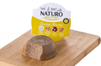 Naturo Cat Chicken Mousse 85g