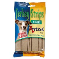 ANTOS Jerky strips light 200g