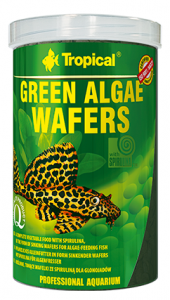 TROPICAL Green Algae Wafers 1l./450g.