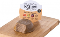 Naturo Cat Salmon Mousse 85g