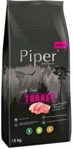 Piper Animals Junior s krůtou 12 kg