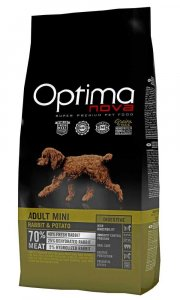 OPTIMAnova dog ADULT MINI DIGEST.GF Rabbit 2kg-11717