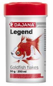 Dajana Legend – Tropical flakes, 250 ml