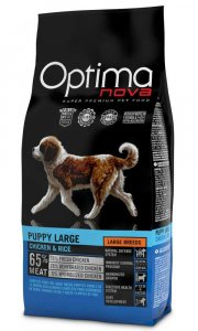 OPTIMAnova dog PUPPY LARGE 12kg-11083