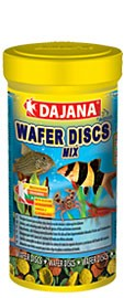 DAJANA Wafer Disc Mix 250ml.