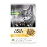 PRO PLAN Cat Sterilised kuře 85g.