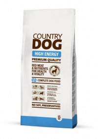 COUNTRY DOG Energy 15kg.