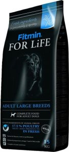 Fitmin For Life Adult Large Breed pro psy 15kg
