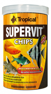 TROPICAL Super Vit chips 1l./520g.