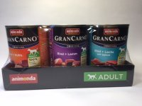 ANIMONDA Grancarno MIX 6ks / 400g.