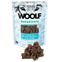 WOOLF Botanicals Sea Fish Stripes with Kelp and Thyme 80 g