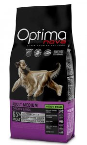 OPTIMAnova dog ADULT MEDIUM  12kg-11081